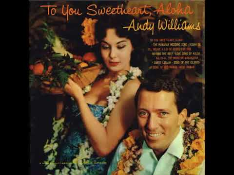 Andy Williams-07 Song of the Islands