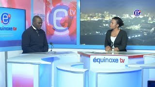 THE 6PM NEWS (Guest: AYAH AYAH ABINE) THURSDAY AUGUST 23rd 2018 ÉQUINOXE TV
