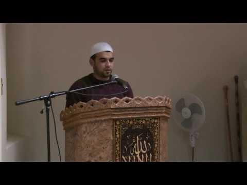 Abdul Qudoos - Naath Khawan - Southampton Medina Mosque