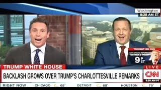 CNN's Cris Cuomo Gets Destroyed by GOP Senate Candidate Corey Stewart