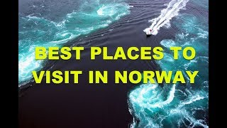 Top 4 INCREDIBLE Places In NORWAY you WONT BELIEVE EXIST