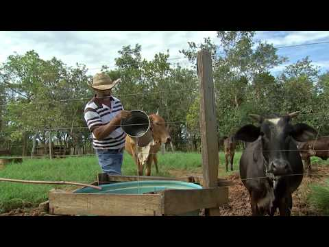 RESERVA AGUA - Projeto 2ª água - TV Centro América