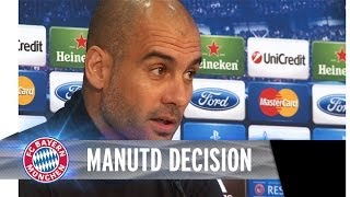 FC Bayern vs. Manchester United: The Decision