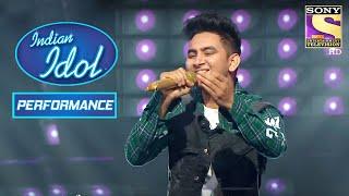 Download lagu 'Badan Pe Sitare' पे इस Contestant ने दिया एक Energetic Performance   Indian Idol Season 11