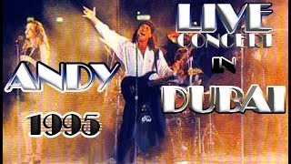 Andy Madadian Live Concert In Dubai (1995)