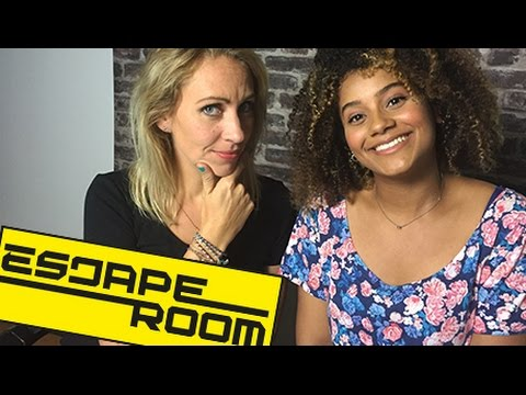 ESCAPEROOM #5 - STEPHANIE (SHIRLEY uit Spangas)