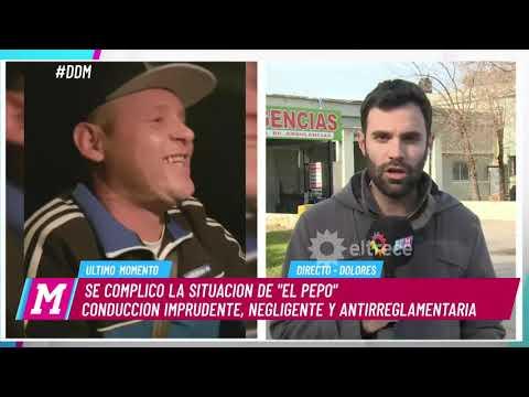 El Pepo complicado: La sobreviviente confirmó que él manejaba y que tomaron alcohol