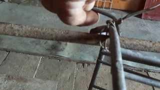 фундамент.как вязать арматуру(дедовский способ вязки арматуры., 2013-07-09T16:11:22.000Z)