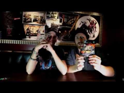 BLACK STONE CHERRY  It's a food thing   & mini documentary 2014