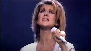 CÉLINE DION - It's all coming back to me now (Live / En public) 1996