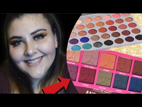 Androgyny & Jaclyn Hill Makeup Tutorial thumbnail