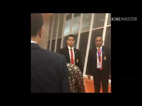 Detik detik Raffi Ahmad ijin ngevlog dengan presiden Jokowi, TEGANG BANGET RAFFI! Mp3