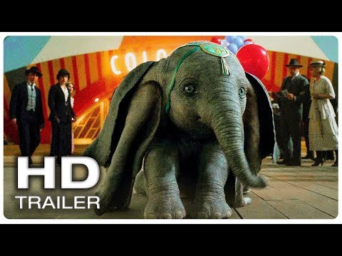 DUMBO All Movie Clips + Trailer (2019)