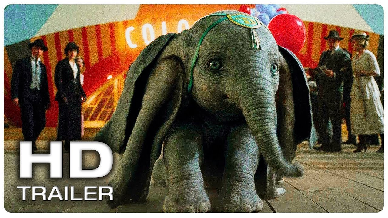 Dumbo Film 2019