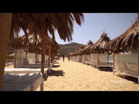 Live the Experience of Free Beach Bar Restaurant in Ios Island