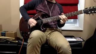 """Mutoid Man - """"Bridgeburner"""" Guitar Cover"""