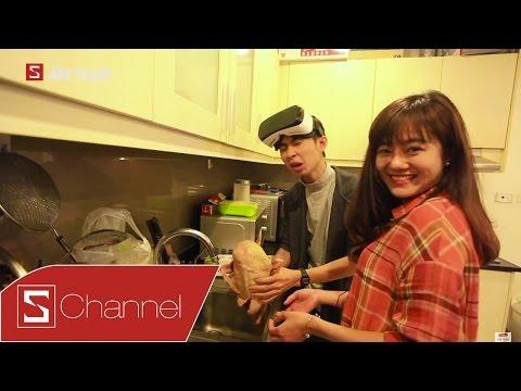 Schannel - Vào bếp cùng Hải Yến: Nấu vịt biển của bác Đoàn Văn Vươn