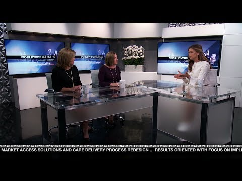 The Kinetix Group featured on Worldwide Business with kathy ireland®