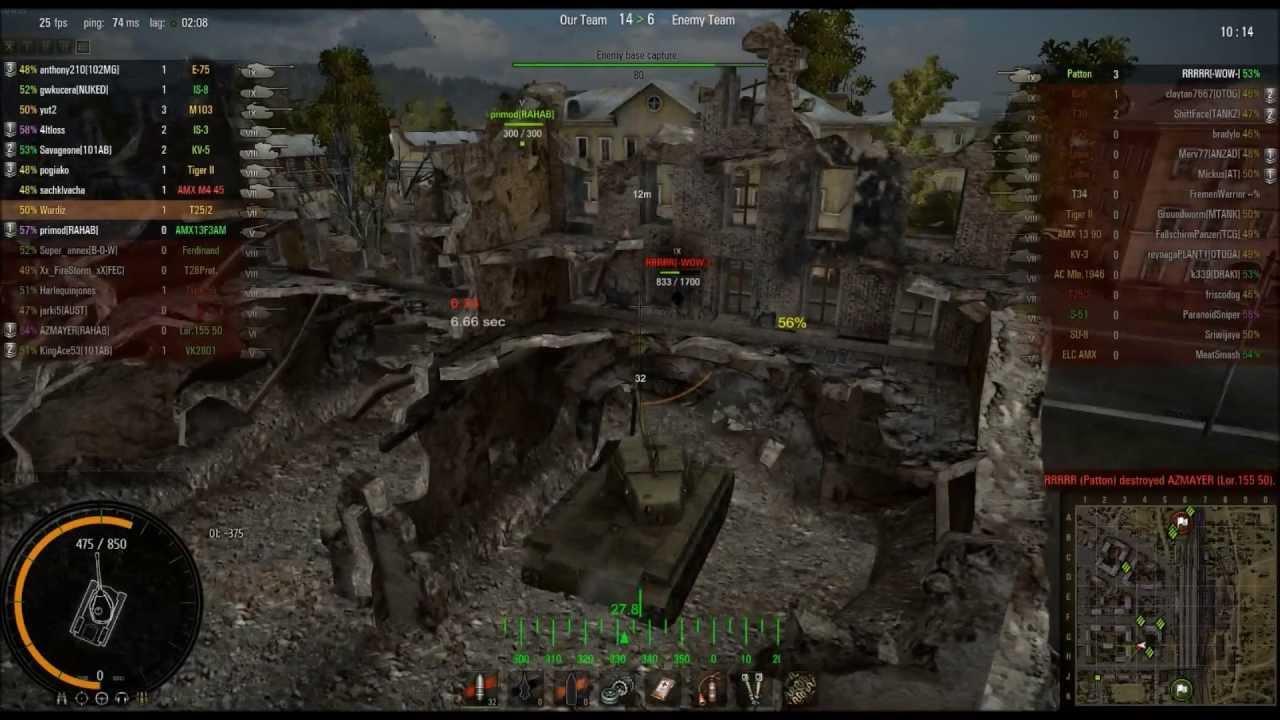 world of tanks customization mod
