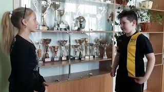 Интервью игроков ФК Заря Вострово на турнире по мини футболу памяти тренера С В Мальцева в Родино
