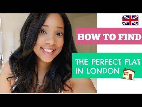 AMERICAN IN LONDON - FLAT HUNTING 5 TIPS