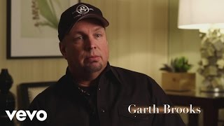 Kansas - Garth Brooks discusses Kansas (Interview)