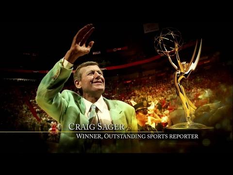 Inside the NBA: Craig Sager Posthumously Wins an Emmy Award | NBA on TNT