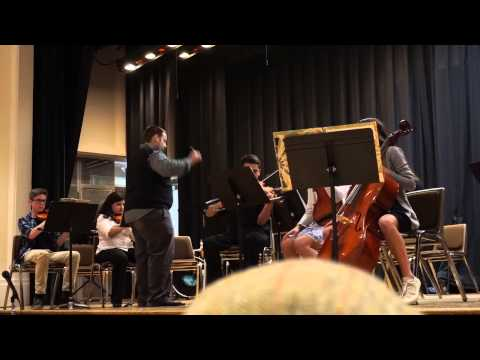 The One-Bow Concerto by Richard Meyer