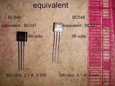 All Transistor Equivalent Book Pdf