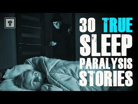 30 TRUE Sleep Paralysis Stories From Reddit | Raven Reads