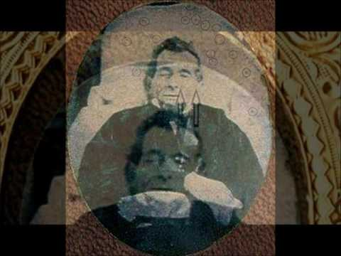 New video A . Lincoln mystery photo