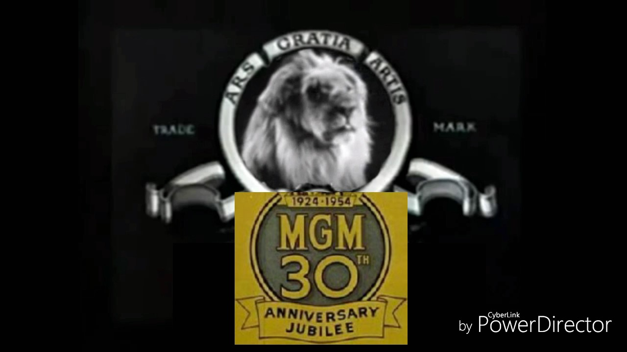Mgm 30th anniversary logo youtube