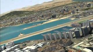 Aerosoft Gibraltar for FSX and FS 2004