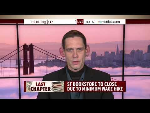 Book Store Owner Describes How San Francisco