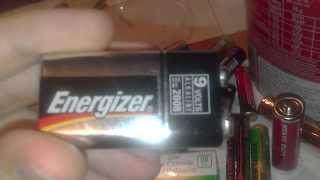 Energizer (Fuc) 9V