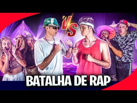 BATALHA DE RAP