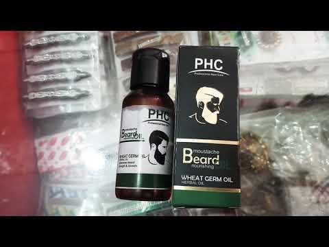 PHC BEARD OIL
