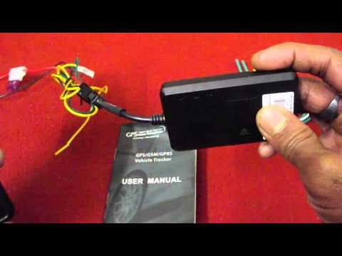 Full Details About Car Tracker Gps Module TK06 Get Car Location Via Sms And Web Or Anrdoid Phone