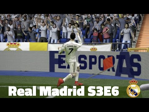 FIFA 15 Real Madrid Career Mode - Ronaldo can't stop scoring - S3E6