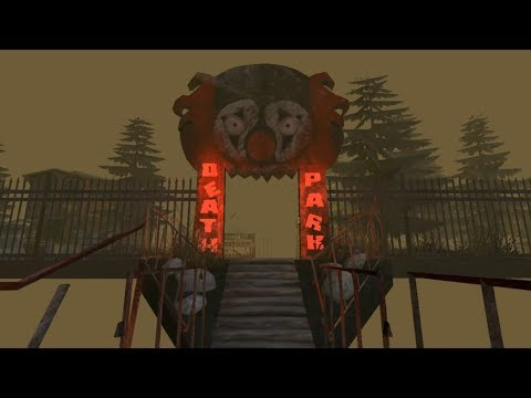 Death Park – Horror Game with a Terrible Clown Gameplay Walkthrough Part 1 (Android)