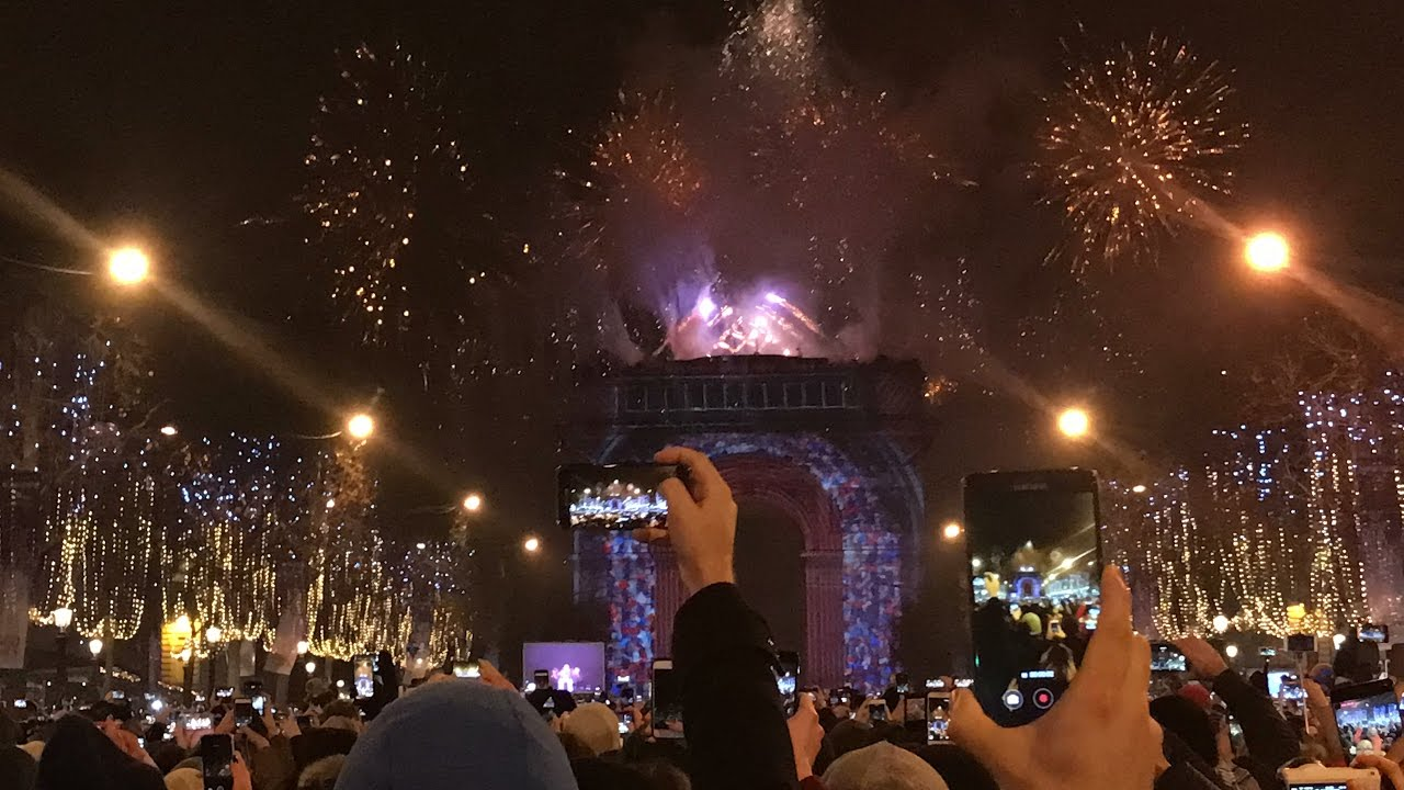 New Years Eve Paris