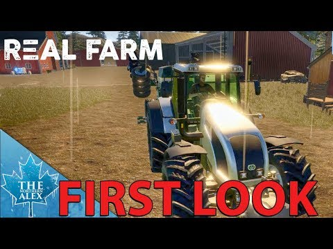 Real Farm - FIRST LOOK- Is it a contender for the Farming Crown?