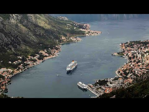 Booming tourism raises environmental concerns in Montenegro