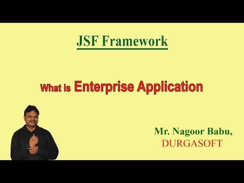 What is Enterprise Application