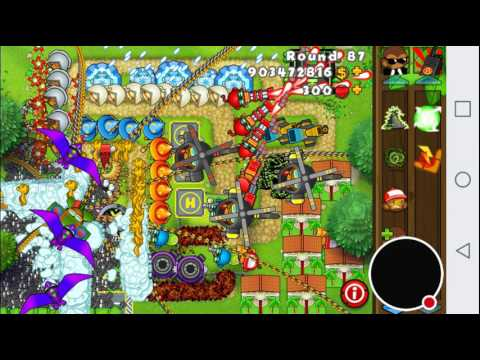BTD 5 Insane Glitch And Download Hacked Apk