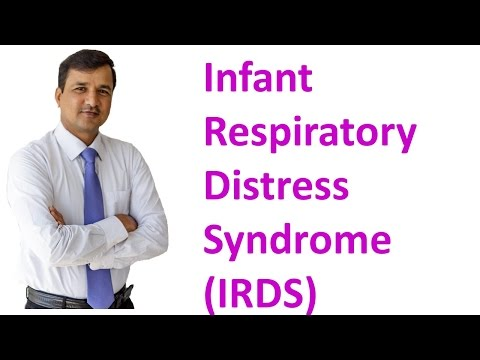 Surfactant Infant Respiratory Distress Syndrome