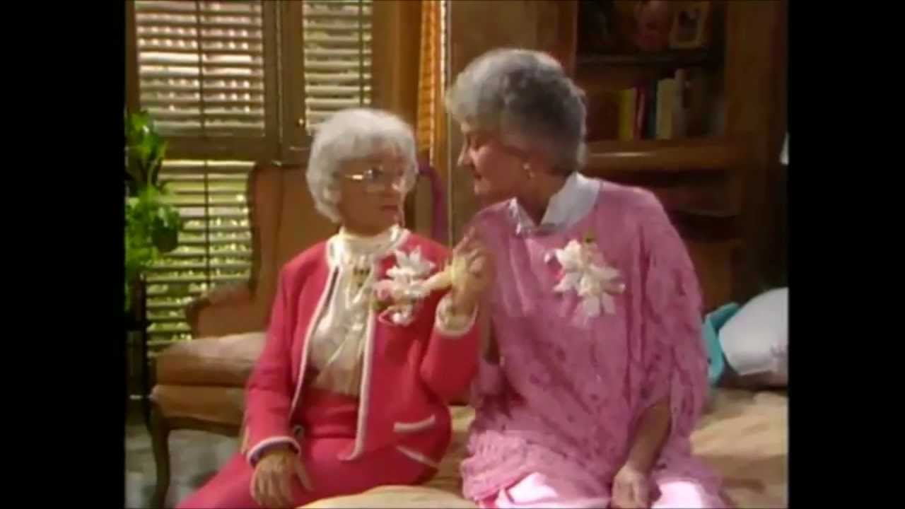Las chicas de oro the golden girls sinton a series tv - Chicas de oro ...