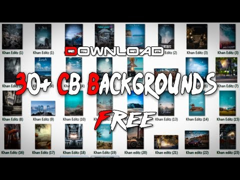 Download 30+ CB Backgrounds For Editing Free (HD) || Khan Editz