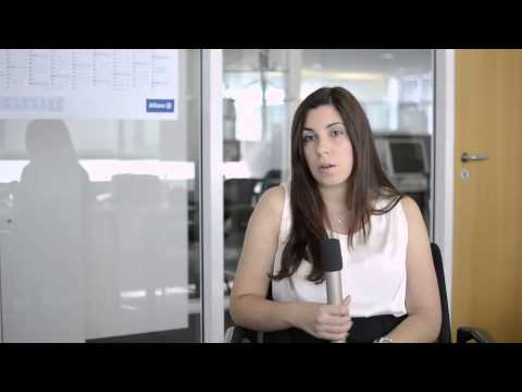 Ioanna Kavoura - SAP E-Recruiting Specialist, Allianz Managed Operations & Services SE
