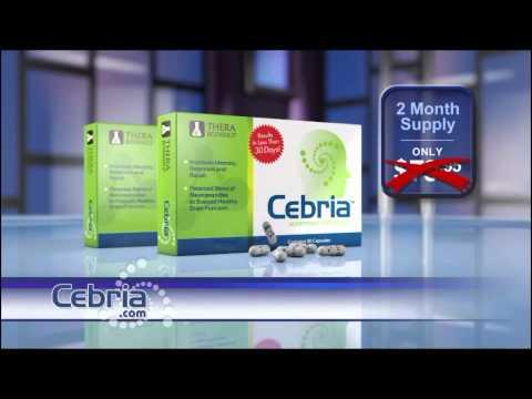 Brain Supplement Cebria